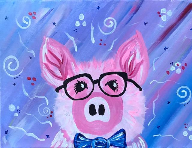 Posh Pig