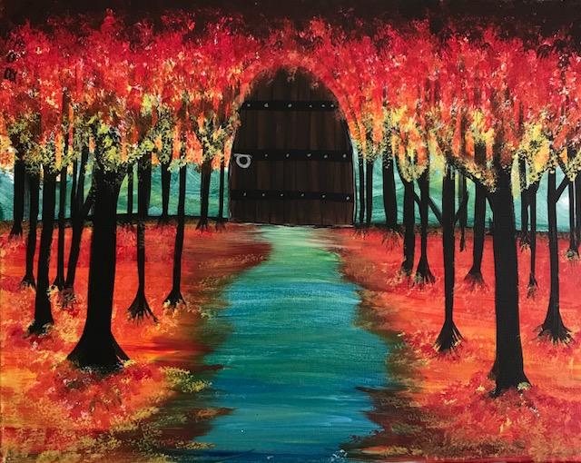 Autumns Door