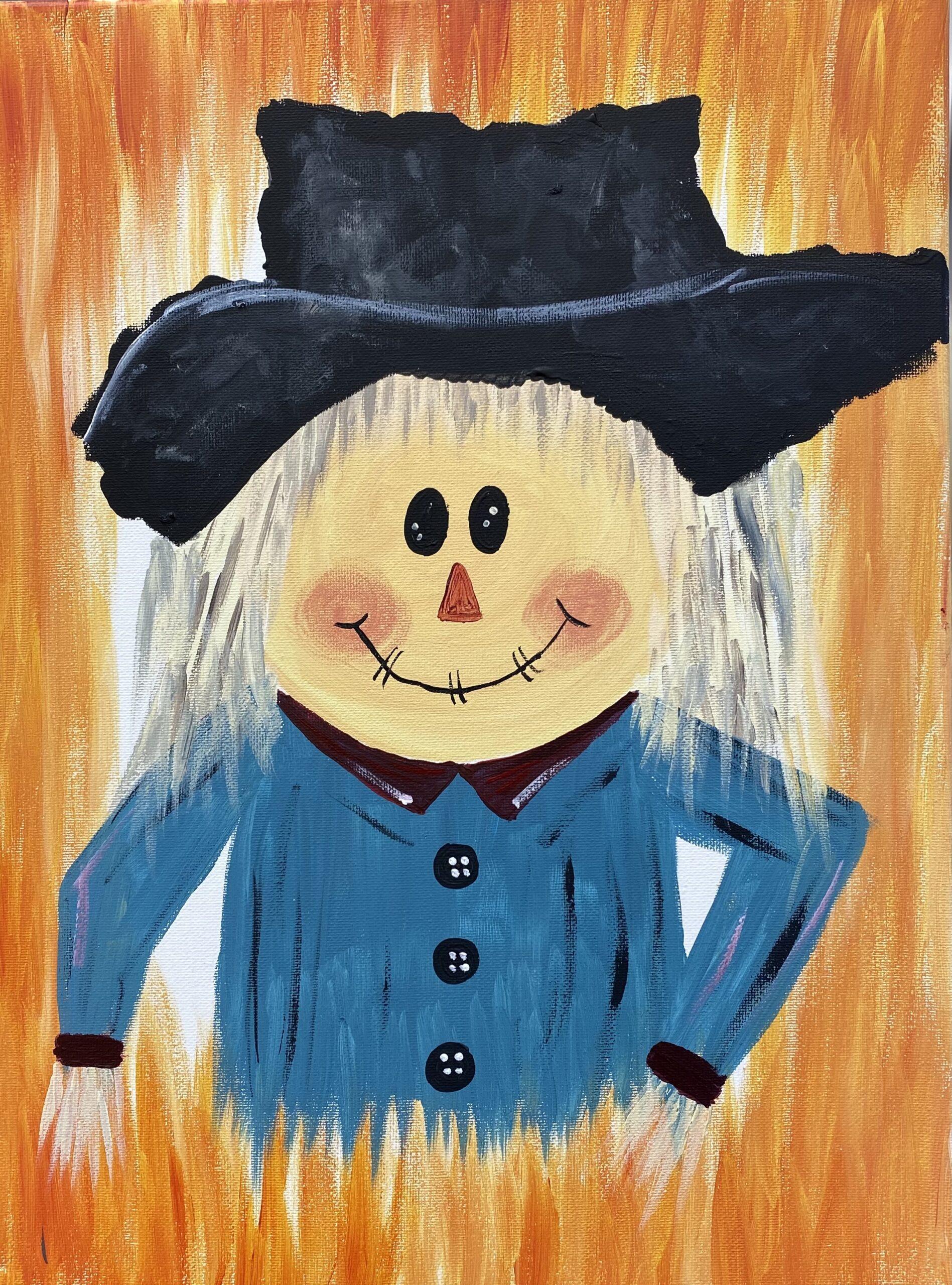 Happy the Scarecrow
